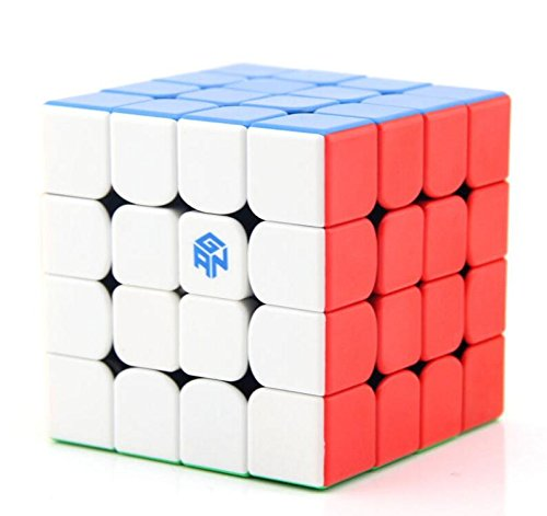 GAN 460 M Magnetic Cube 4x4 Magic Cube 4x4x4 Gan 460M Stickerless