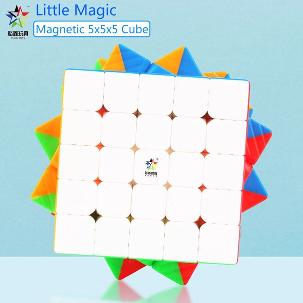 Yuxin little magic 5x5 Magnetic
