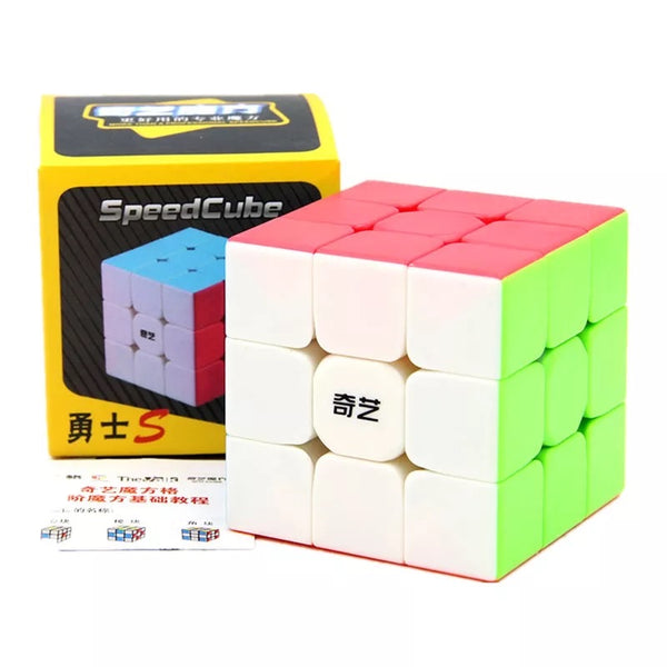 Qiyi Warrior S MoFangGe 3x3 Stickerless