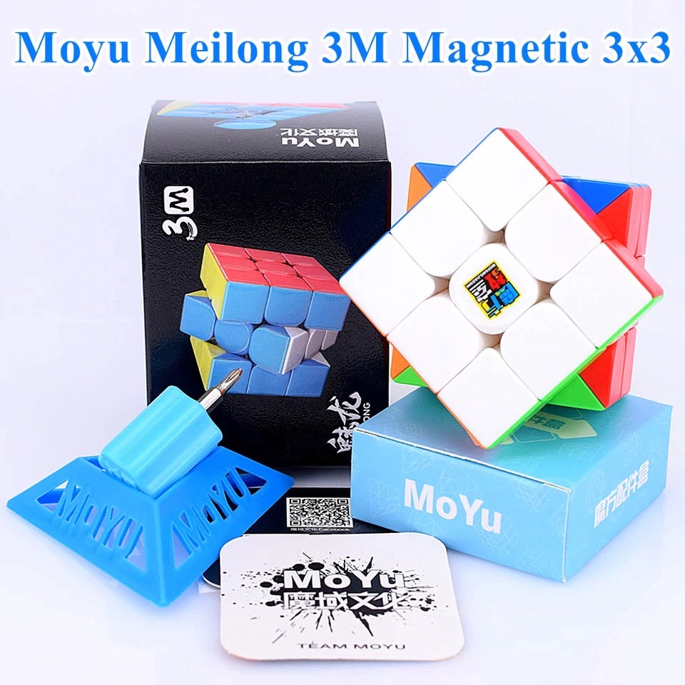 MoYu Meilong 3M Magnetic 3x3