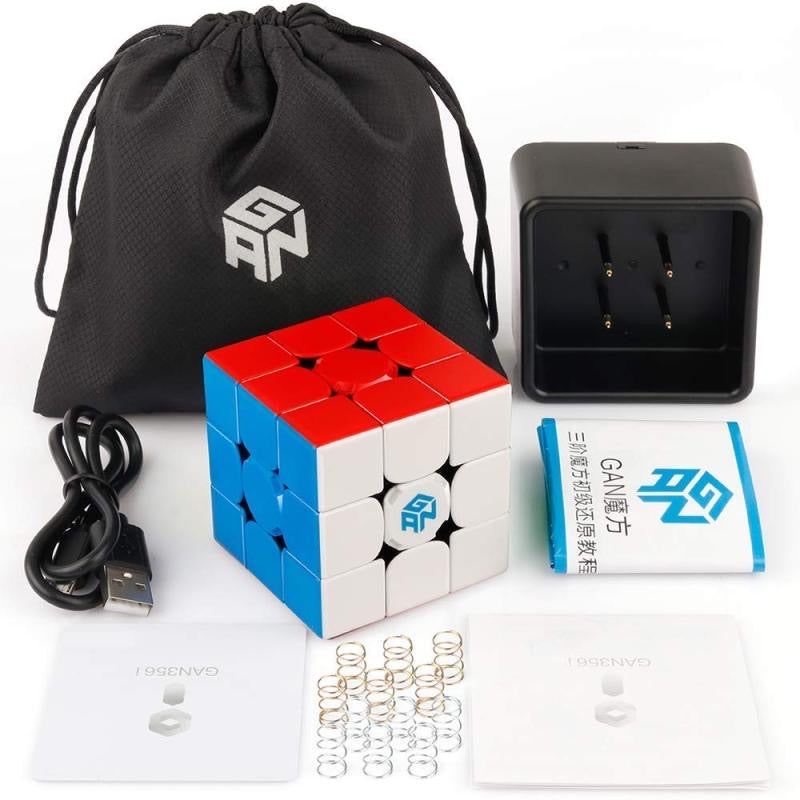 GAN356 i Play Magnetic Bluetooth Smart Cube 3x3