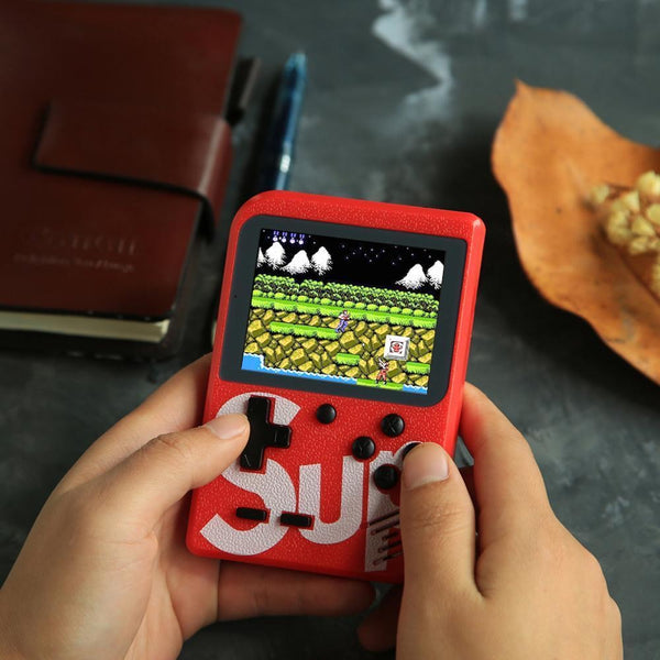 Sup Game Box 400 in 1 handheld retro