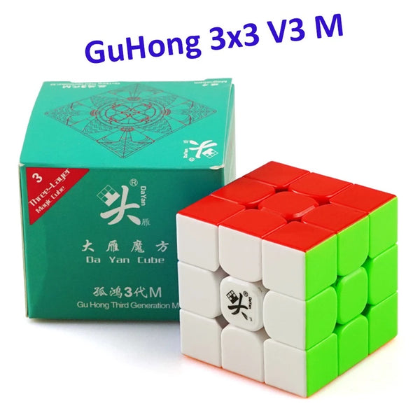 DaYan GuHong V3 M 3x3 Magnetic 54mm Fit one-handed
