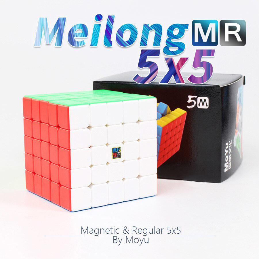 MoYu Meilong 5M Magnetic 5x5