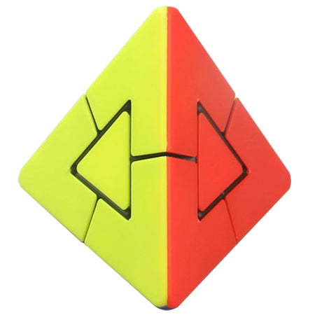 Fanxin Pyraminx Duo Stickerless