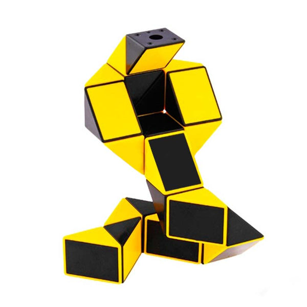 Clear Stock ShengSou Magic Snake Cube
