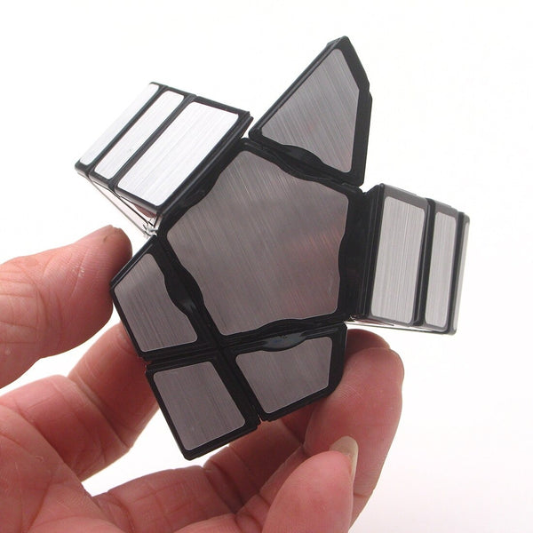 YJ Mirror Ghost 1x3x3 Strange Shape YJ Floppy Ghost Cube