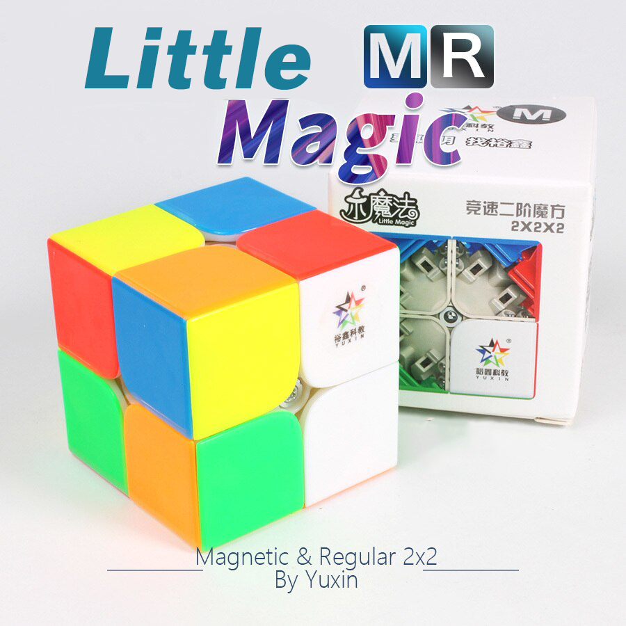 Yuxin Little Magic 2x2 M Magnetic