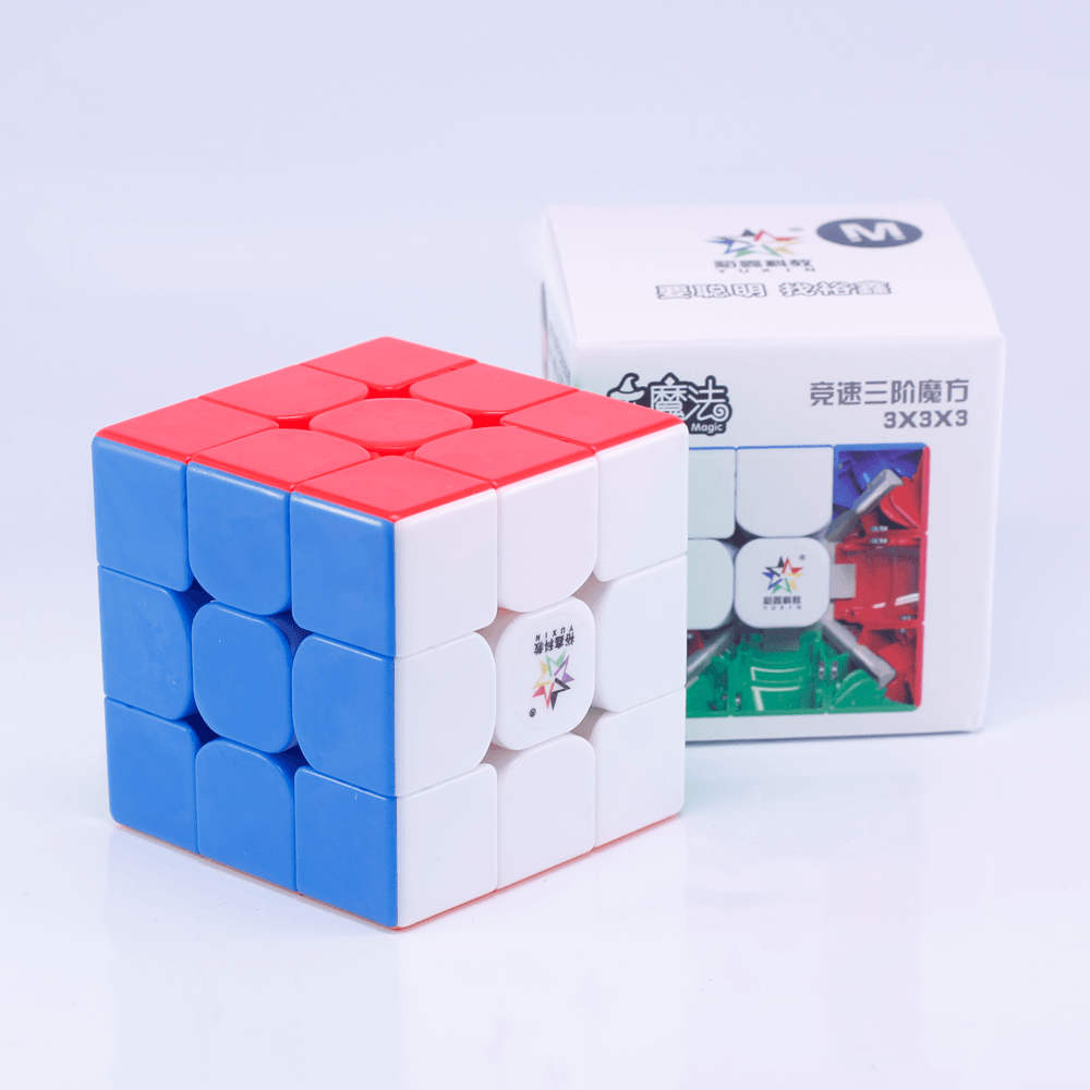 YuXin Little Magic M 3x3 Magnetic Speed Cube