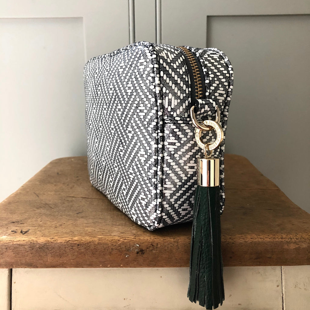 RACING GREEN TASSEL