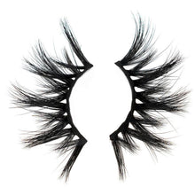 Load image into Gallery viewer, July 3D Mink Lashes 25mm
