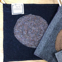 Potholder Set of 2 - Neutral Greys