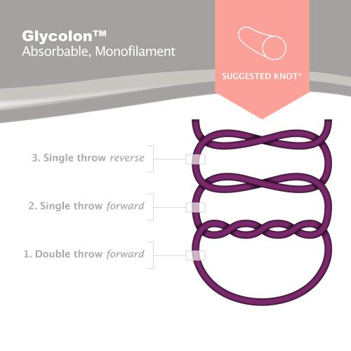 Glycolon Absorbable Monofilament Suture (OD01300) - Avtec Surgical