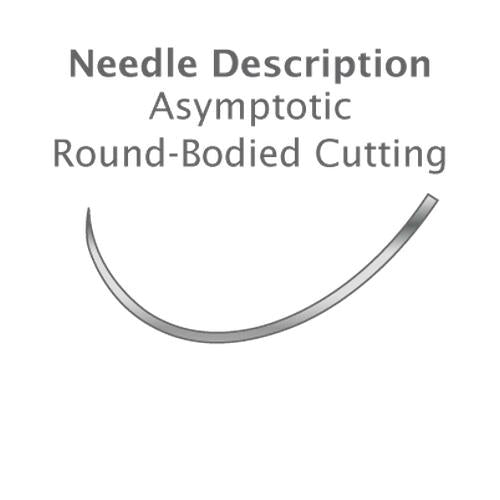 Resolon Non-Absorbable Monofilament Suture (OD13610) - Avtec Surgical