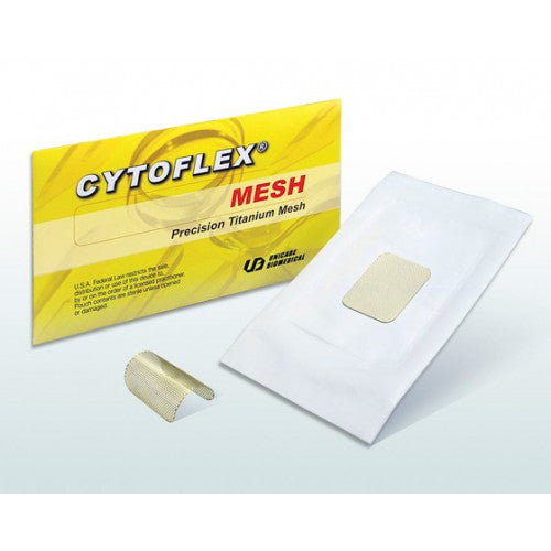 Cytoflex® Titanium Mesh M4-400 (25mm x 30mm) - 1/Box - Avtec Surgical