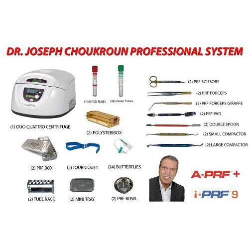 Dr. Choukroun PRF Professional System - Avtec Surgical