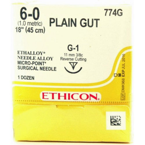 Ethicon Gut Plain - H822H