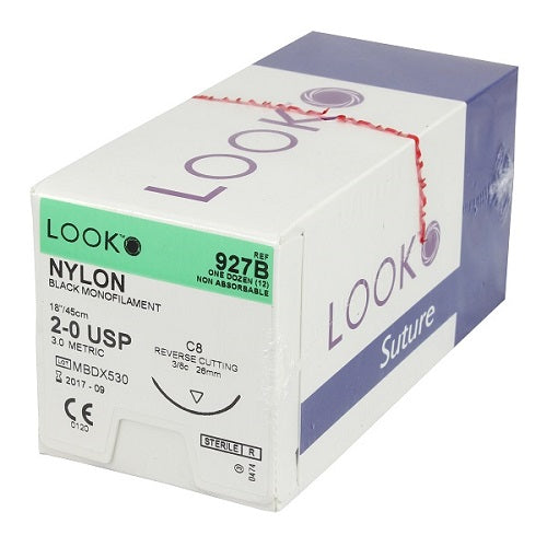 Look Nylon Monofilament - 918B - Avtec Surgical