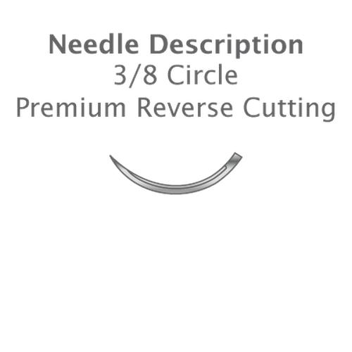 Resolon Twist Non-Absorbable Pseudo-Monofilament Suture (OD12210) - Avtec Surgical