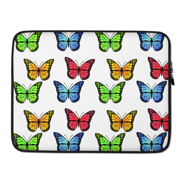 Butterfly Custom Laptop Sleeve - Butterflyed