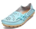 Peas Patent Leather Shoes-shoe-pinkychloe
