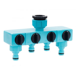 Flopro Four Way Tap Connector