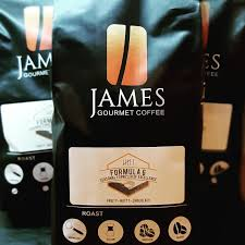 Coffee James Gourmet