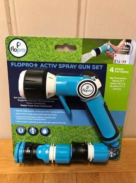 Flopro+ Activ Spray Gun Set