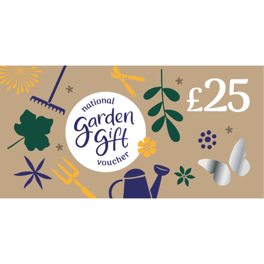 National Garden Gift Voucher £25.00