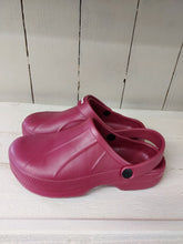 Load image into Gallery viewer, Kent & Stowe Garden Clogs Pink Size 7