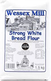 Bread Flour Strong White Wessex Mill 1.5kg
