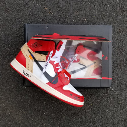 Off-White Jordan 1 Custom