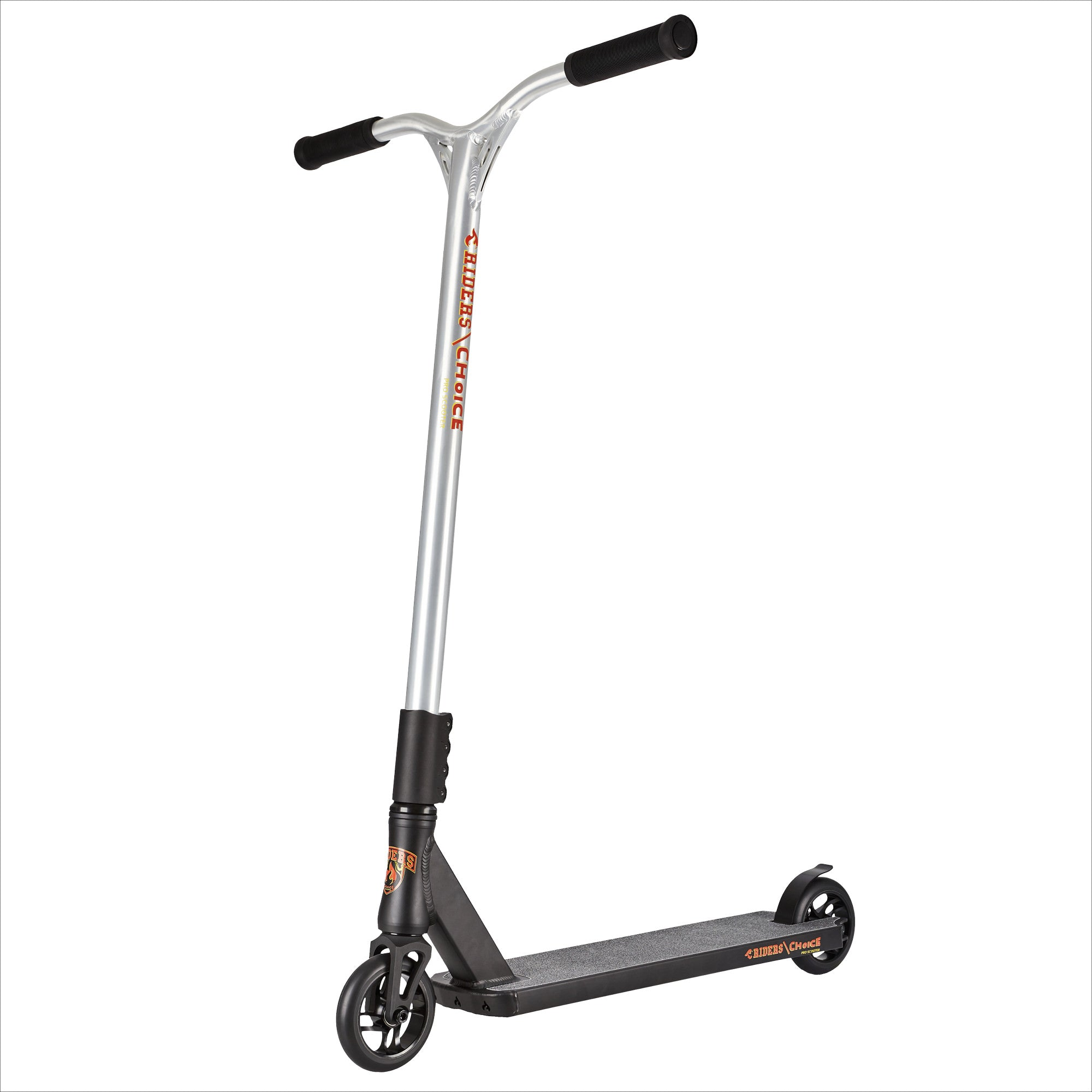 Stunt park scooter CHILLI PRO SCOOTER IZZY EARTH Scooter black Freestyle kick