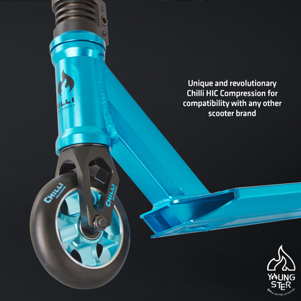 Shredder 3000 Blue - Chilli Pro