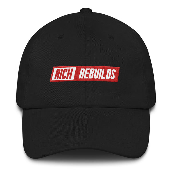 Rich Rebuilds - Dad hat