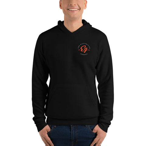 Electrified Garage Pocket Logo - Unisex hoodie
