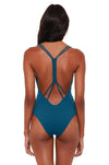 Giovanni One-Piece Macramé - Sea Floor