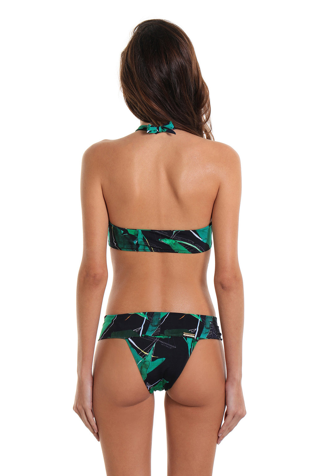 Bikini Two-Piece Swimsuit Copacabana Aguarela