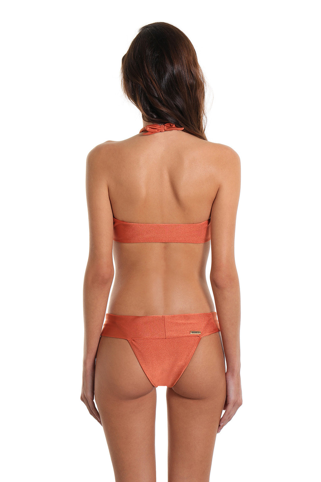 Bikini Two-Piece Swimsuit Copacabana Clay