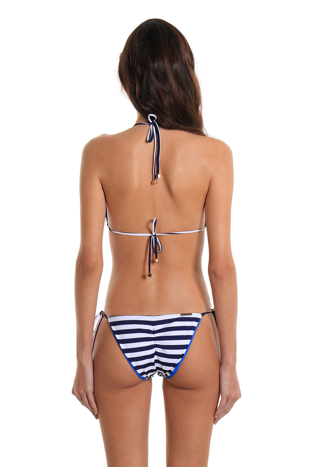 Bikini Two-Piece Swimsuit Leme Classic Stripes