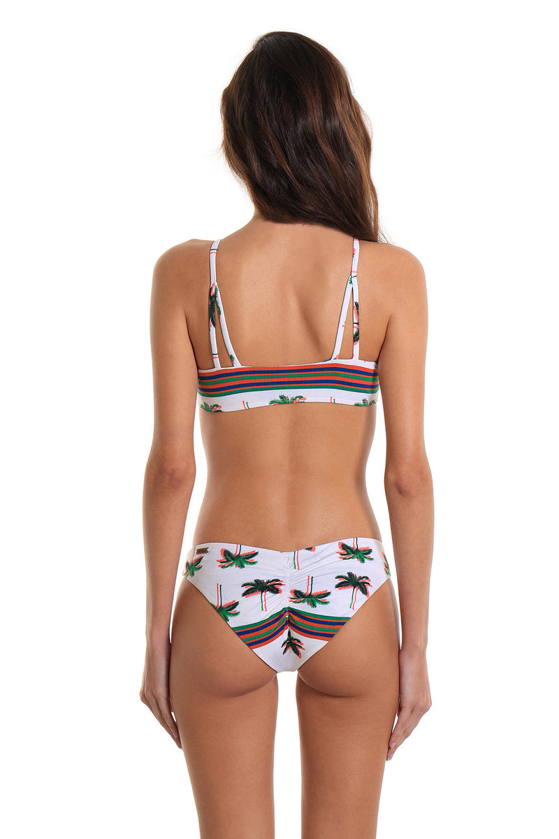 Bikini Two-Piece Swimsuit Arpoador Sandy Palm Tree