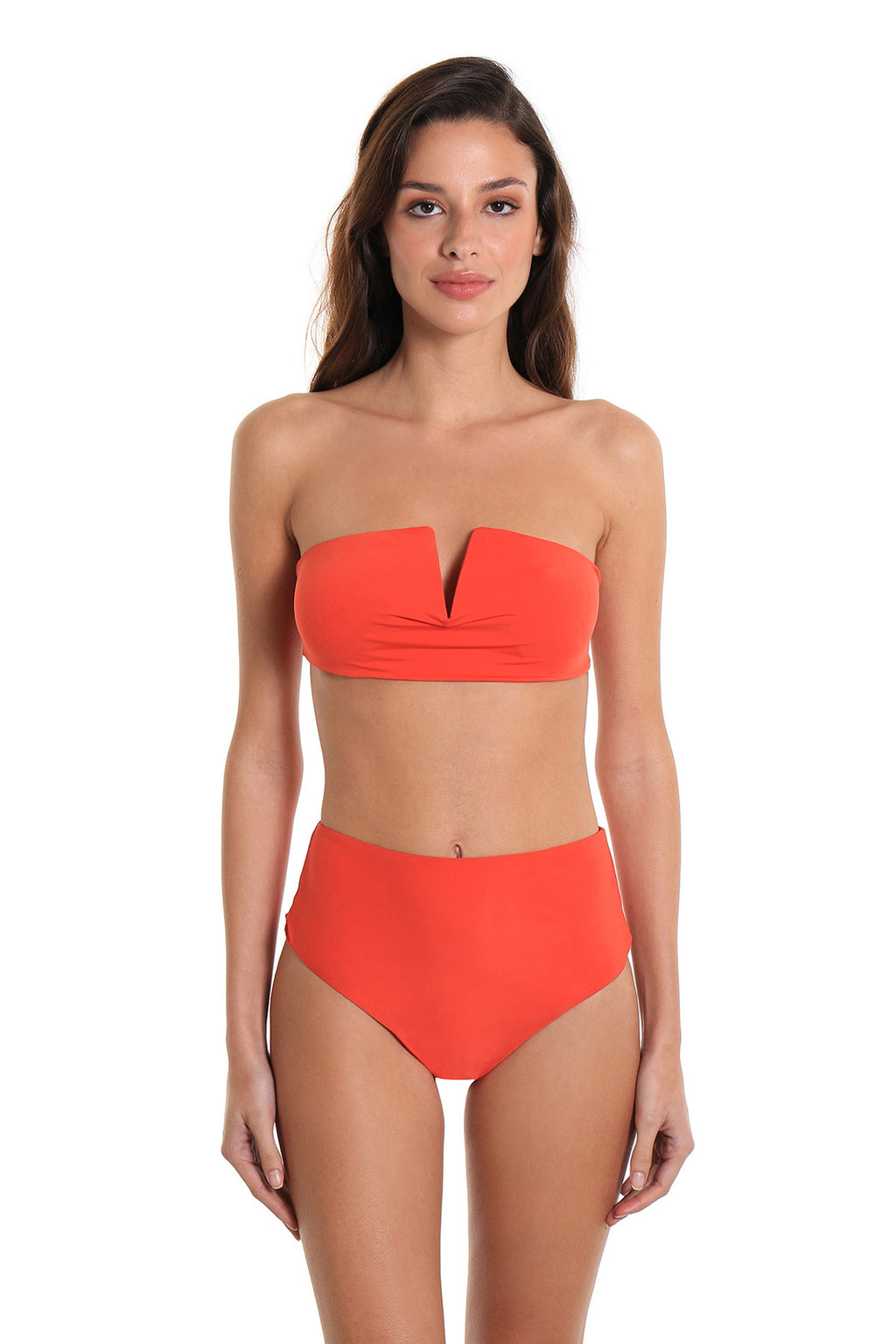 Bikini Two-Piece Swimsuit Ipanema Papaya