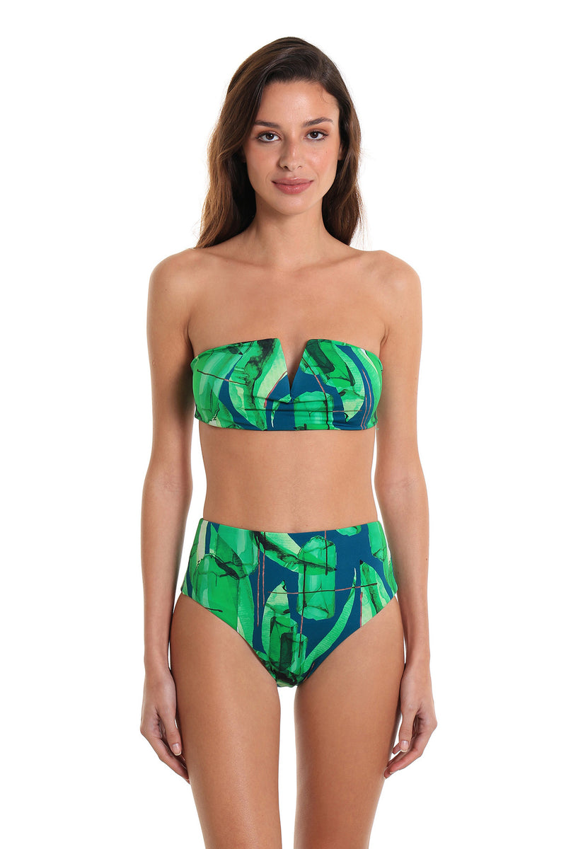 Bikini Two-Piece Swimsuit Ipanema Beach Stone