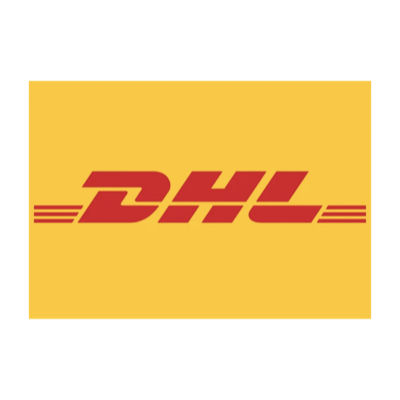 DHL logo Mielie Mailer