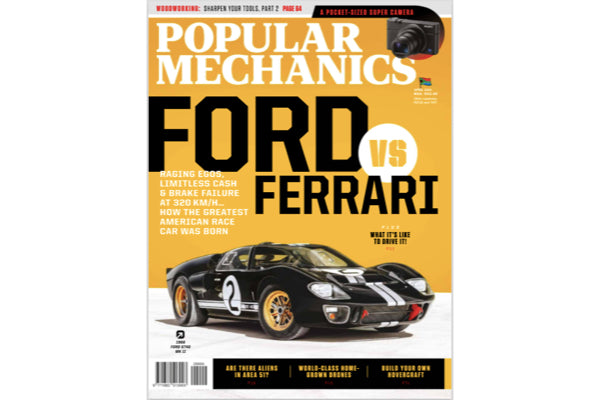 Popular Mechanics - April Edition
