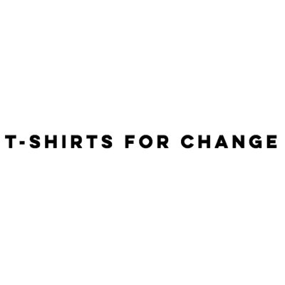 T-shirts for change