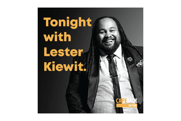 Tonight with Lester Kiewit