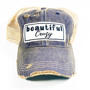 Beautiful Crazy Baseball Cap