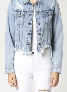 Jacket Fringe Seams