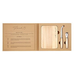 Cardboard Book Garnish Set